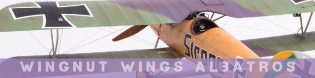 Wingnut Wings Albatros